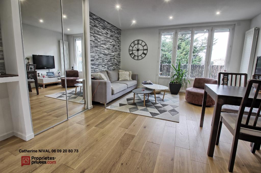 Appartement Nantes  Pont du Cens , 3 pièces 60 m2