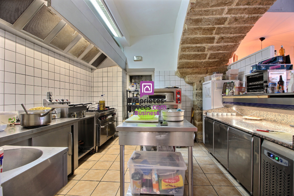 SECTEUR AVIGNON - Restaurant secteur Avignon 120 m² - 51 000 euros -
