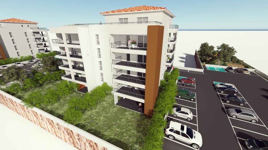 Résidence PRIMAVERA - Appartement T3 connecté
