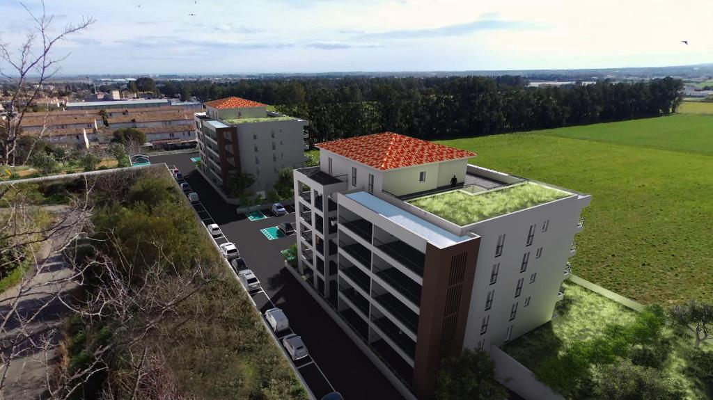 Résidence PRIMAVERA - Appartement T4 connecté