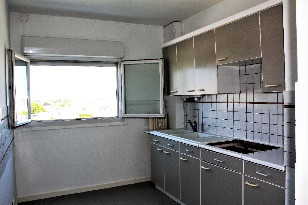 Appartement  3 pièce(s), Angers 49100, 106700 euros HAI
