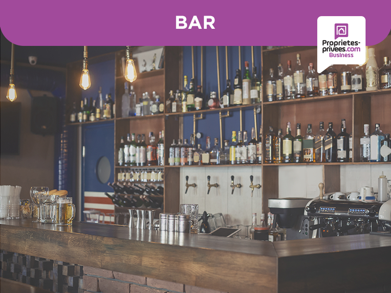 EPERNAY EXCLUSIVITE - BAR PUB 120 PLACES , avec Appartement