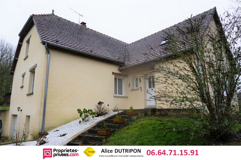 Maison axe Sézanne - Epernay