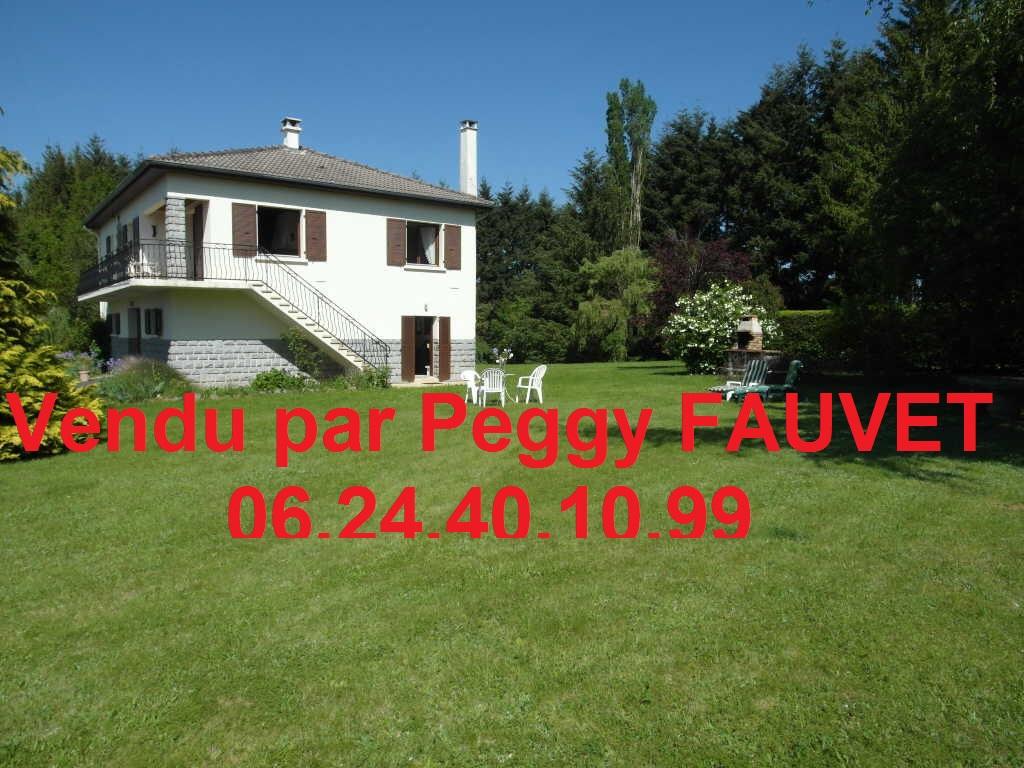 Maison Jonzieux 166 m² sur 6600m² de terrain