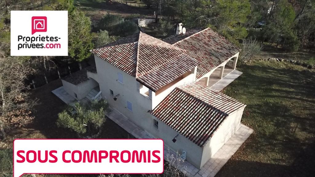Villa à Saint Antonin Du Var 5 pièces 135 m2