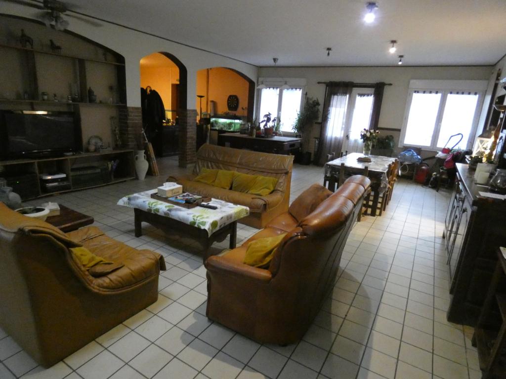 Maison 230m² (1h de PARIS)