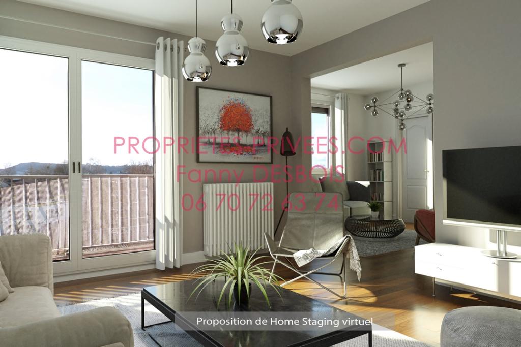 Appartement Lons Le Saunier 4 pièce(s) 82 m2