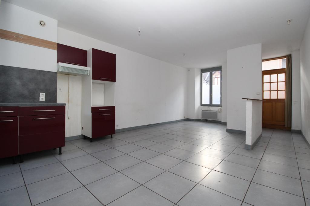 Maison Villeneuve L Archeveque 4 pièce(s) 87 m2