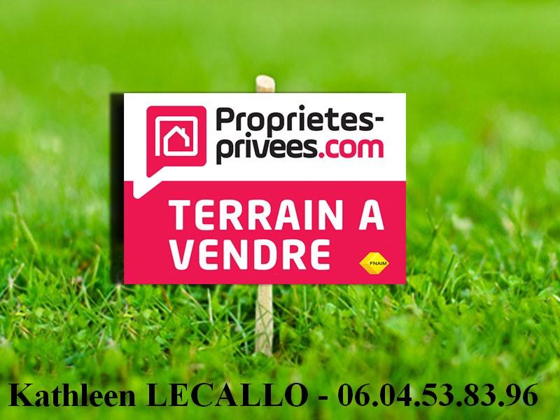 Terrain Guérande 600 m²