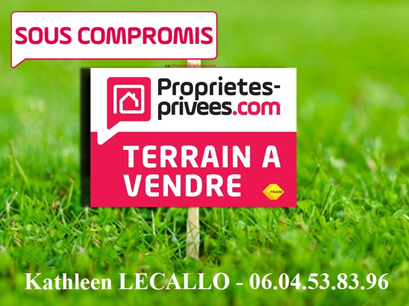 Terrain Guérande 750 m2