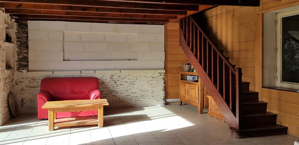 Maison  6 pièce(s) ANCENIS 176783 HAI