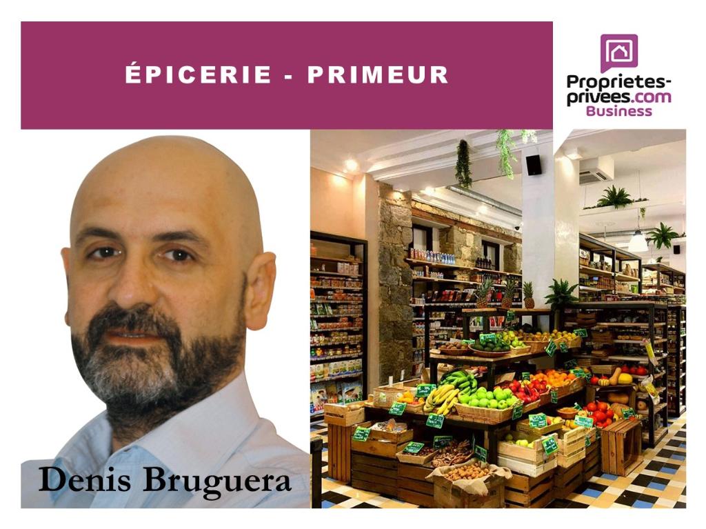 SECTEUR BORDEAUX - ALIMENTATION GENERALE - EPICERIE PRIMEUR