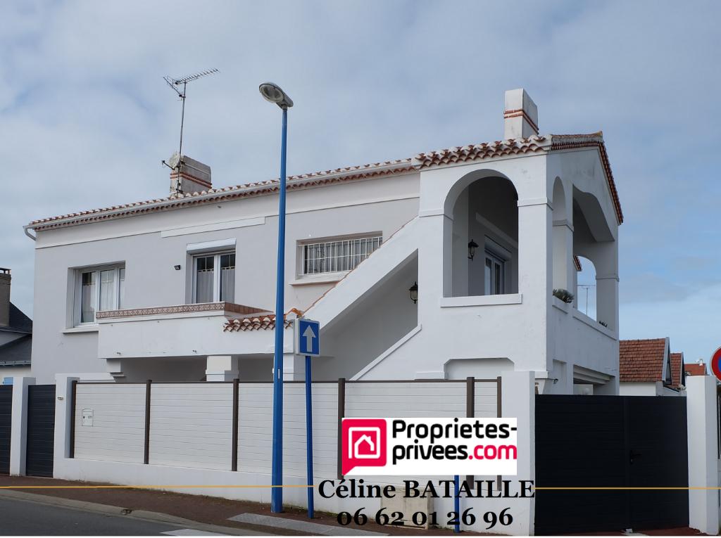 85160 SAINT JEAN DE MONTS - VILLA DE CARACTERE DE BORD DE MER 250 m2