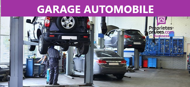 EXCLUSIVITE LE LUC - GARAGE AUTOMOBILE