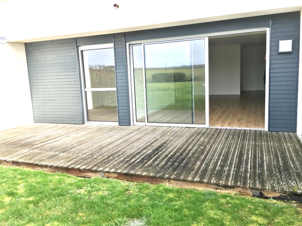 Appartement Amiens 3 pièces avec terrasse en rez-de-jardin
