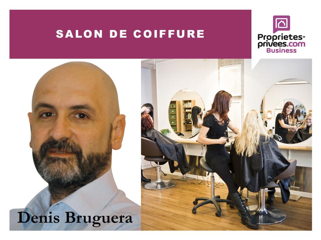 TALENCE - Salon de coiffure et esthétisme 75 m²