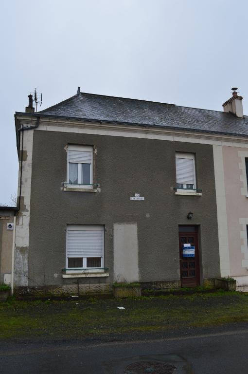 Maison de 78 m²  - 2 chambres, - Terrain de 616 m² clos