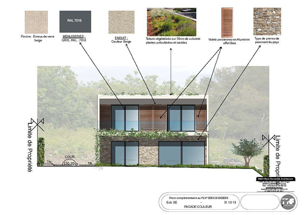 Terrain St Paul De Vence 4020 m2