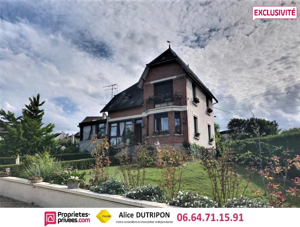 Maison Sézanne 6 pièce(s) 153 m2