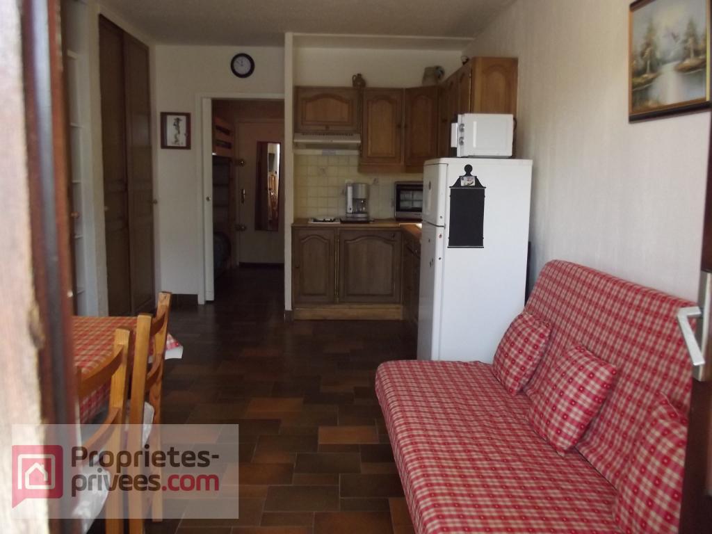 Appartement Ancelle 1 pièce(s) 27.66 m2