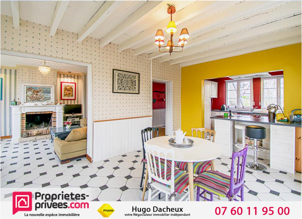 Maison Vignoux Sur Barangeon 8 pièce(s) 190 m2