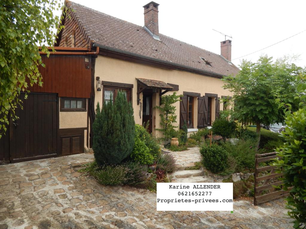Maison Thorigny Sur Oreuse 3 pièce(s) 78 m2
