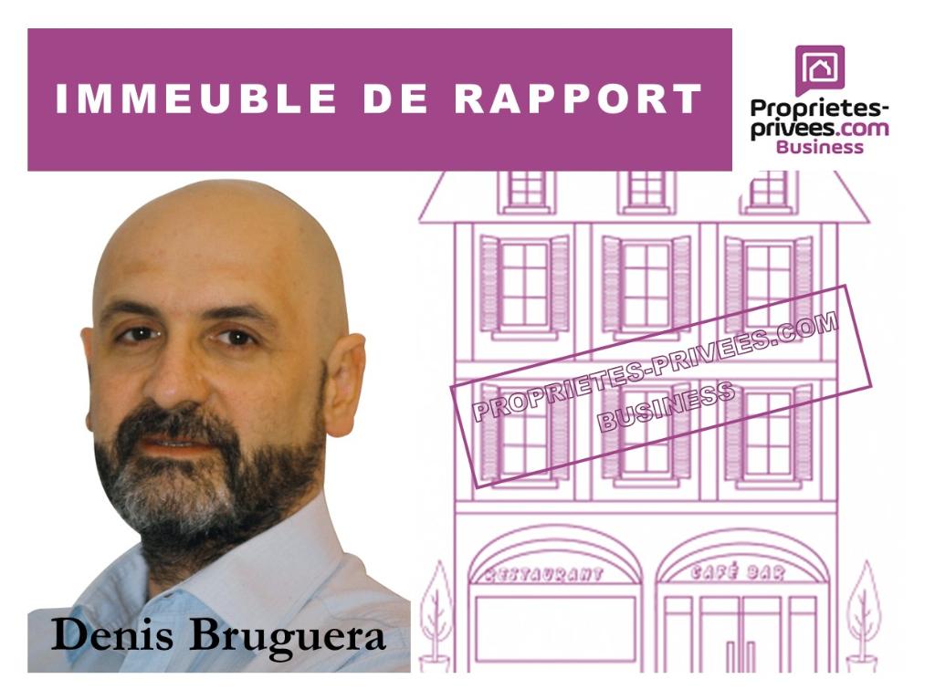 LOT 46 - IMMEUBLE DE RAPPORT 800 m²
