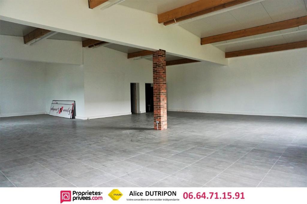 Local commercial Sézanne 258 m2