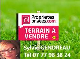 Dept 17- Île d'Oléron - Saint Denis  d'Oléron - Terrain  constructible 337 m2