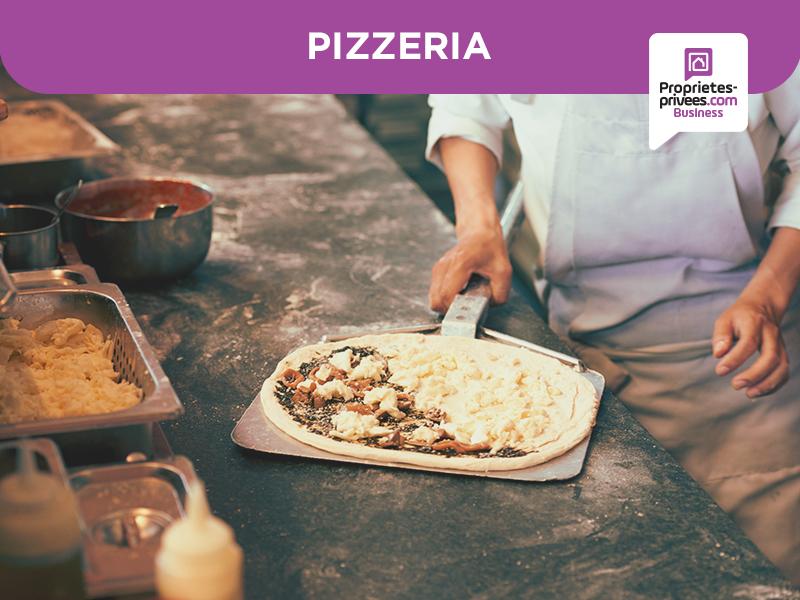 FONTENAY SOUS BOIS - Restauration rapide Pizzeria 10 couverts et livraisons