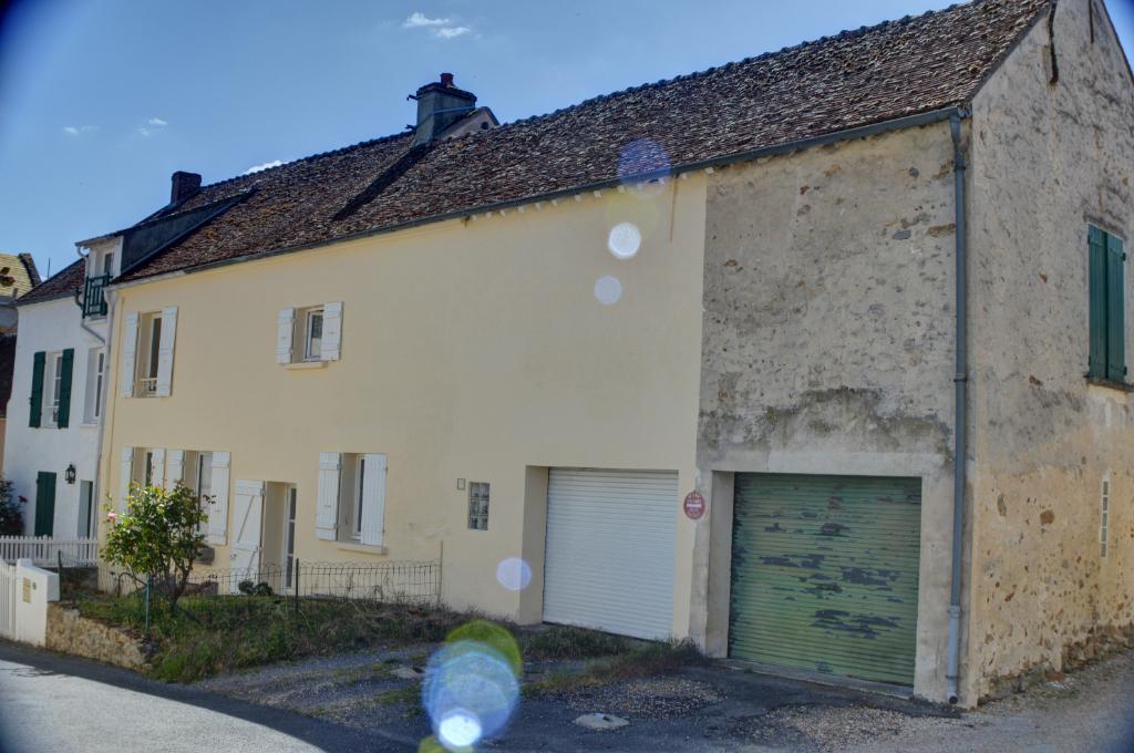 Maison Villeneuve Sur Bellot 4 pièce(s) 106 m2