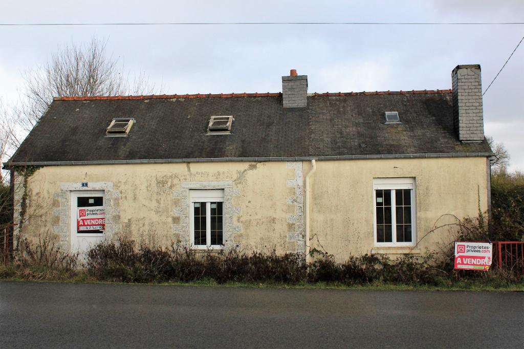 Petite maison à rénover
