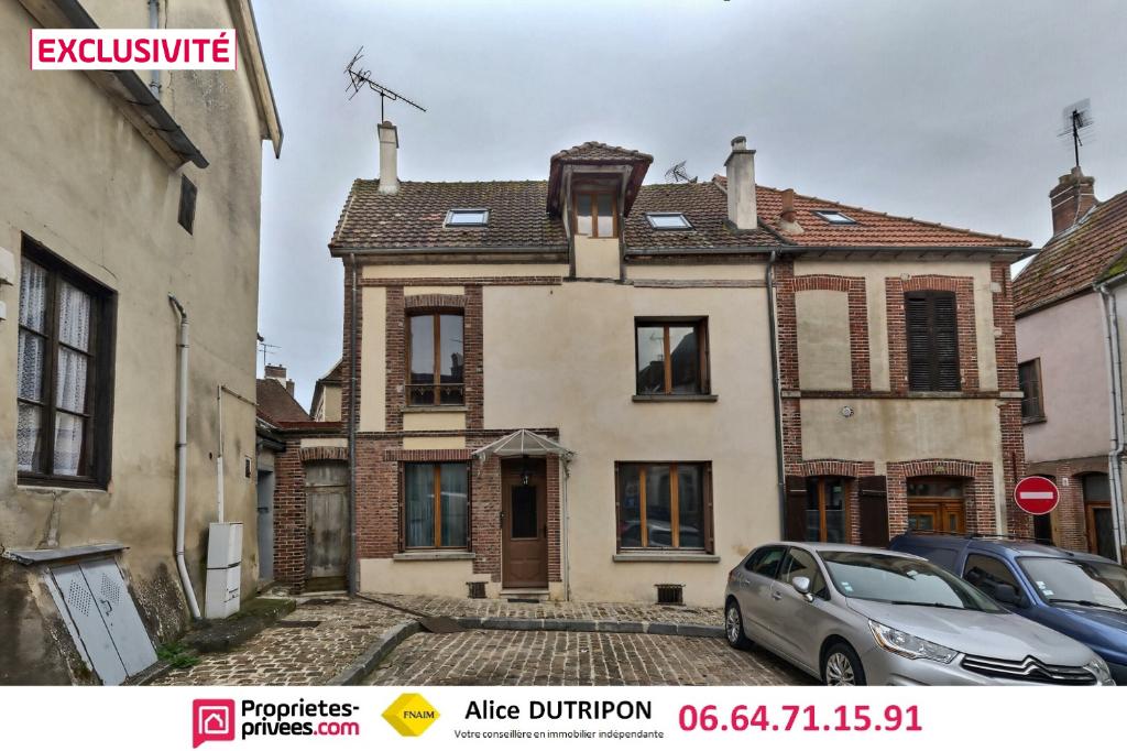 Maison Sezanne 7 pièce(s) 138 m2