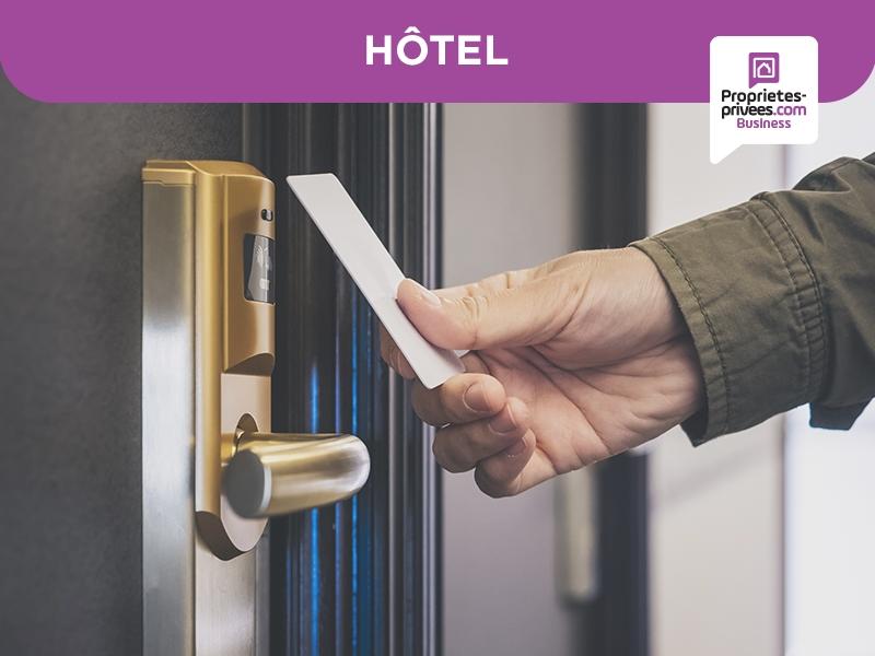 VILLEFRANCHE SUR MER - MURS NON EXPLOITES HOTEL 3* ENTIEREMENT EQUIPES-EMPLACEMENT PANORAMIQUE FACE A LA MER