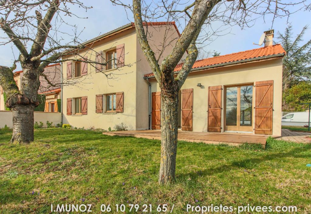 Maison Cournon D Auvergne 5 pièce(s) 114 m2