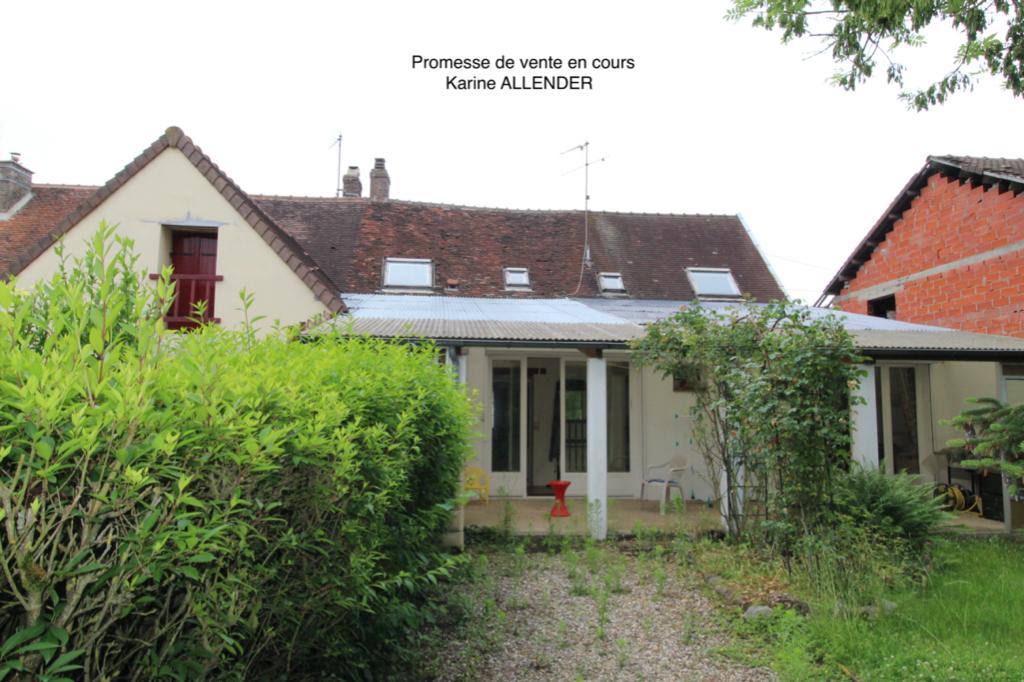 Maison Thorigny Sur Oreuse 4 pièce(s) 120 m2