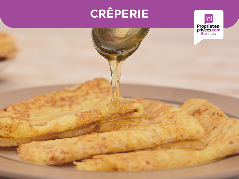 DAMGAN - RESTAURANT CRÊPERIE PIZZERIA  LICENCE IV  -  50 couverts