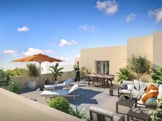 Appartement T5 110 m² avec 2 terrasses/garage à Villefranche sur Saône (69400)