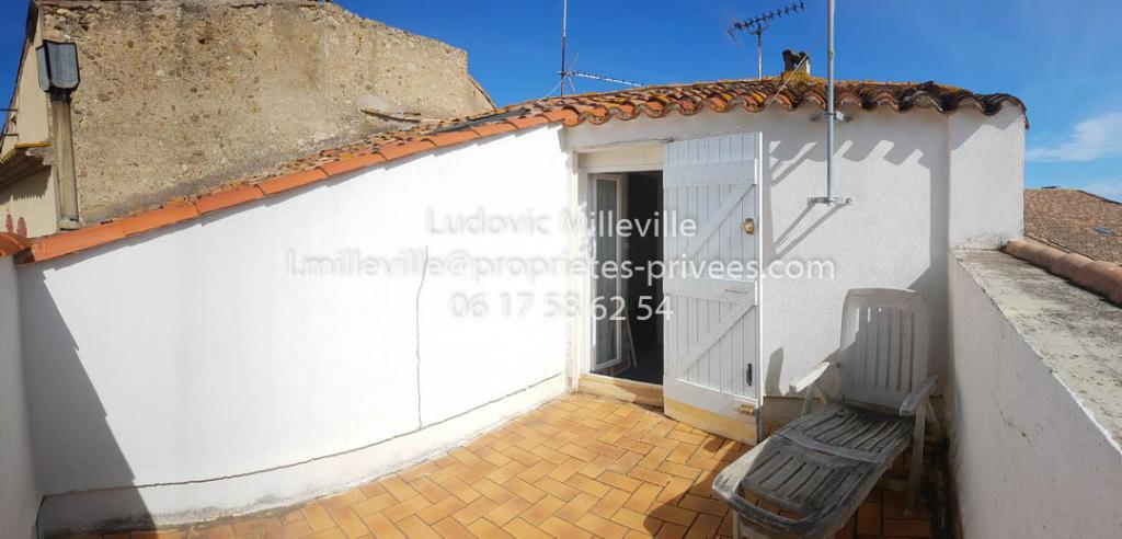 Maison 90m² avec garage et terrasse