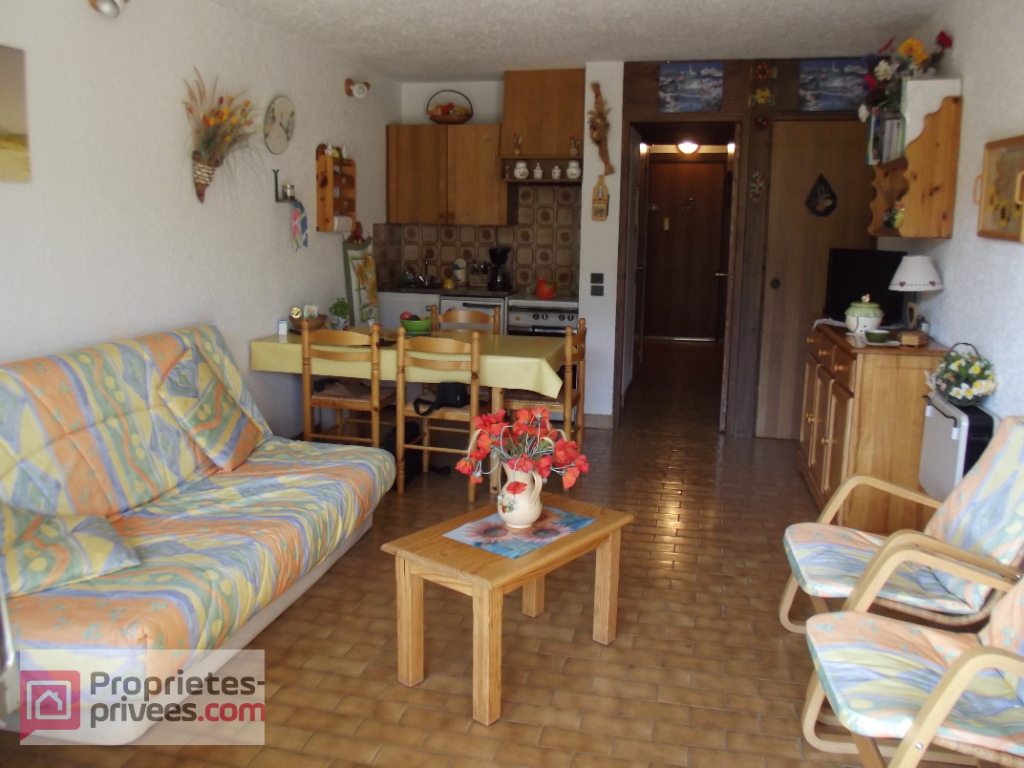 Appartement Ancelle 1 pièce(s) 30.71 m2