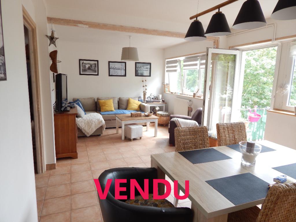 Appartement Boulogne Sur Mer 4 pièce(s) 74 m2
