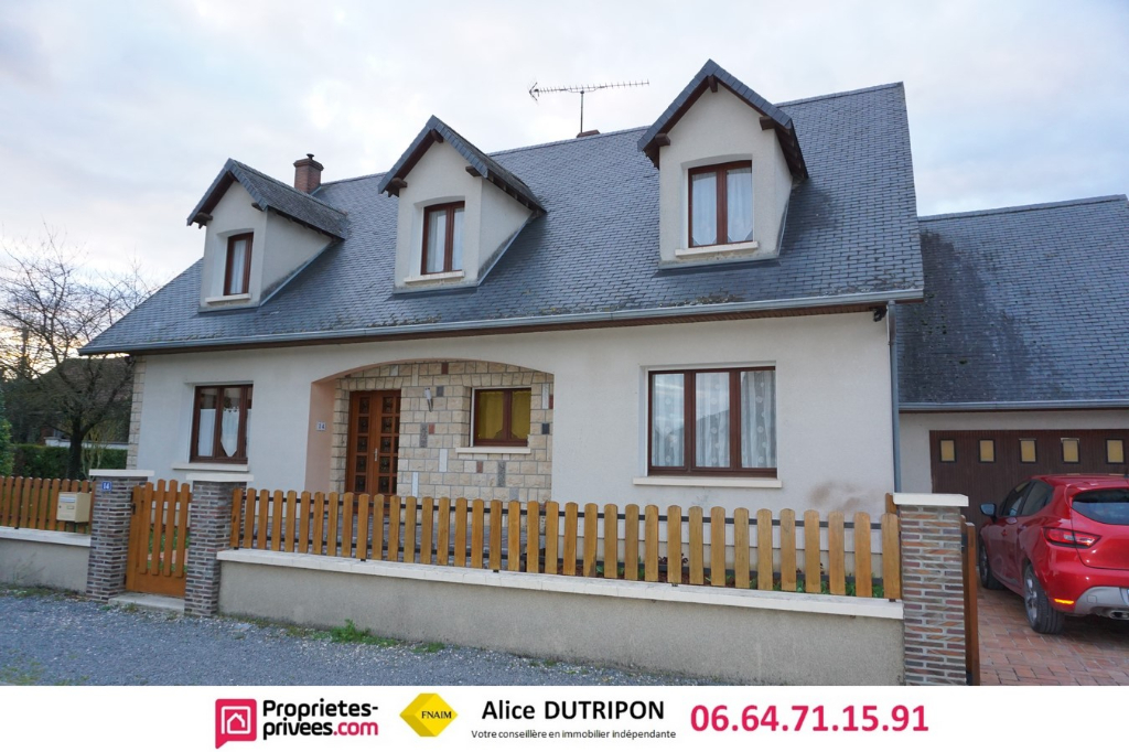 Maison proche Sézanne 8 pièce(s) 165 m2