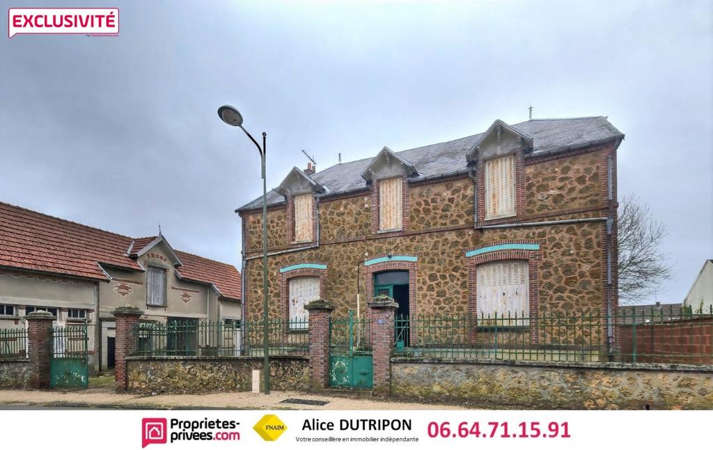 Maison proche Sézanne 8 pièces 203 m2