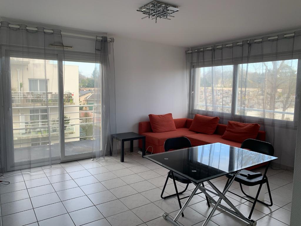 37100 TOURS Appartement Tours 2 pièce(s) 52.38 m2