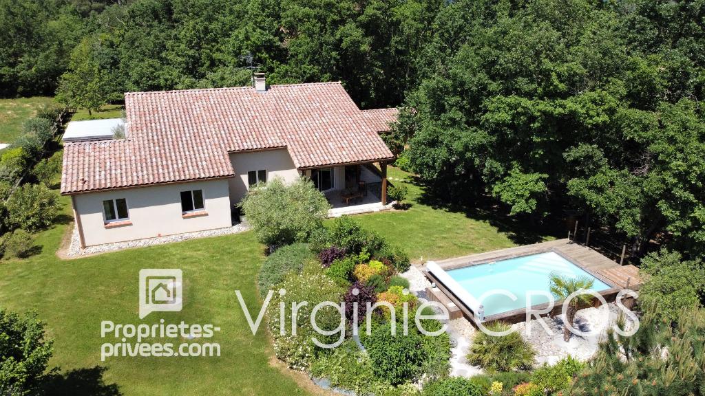 Villa d'Architecte T7 171 m² proche TOULOUSE NORD