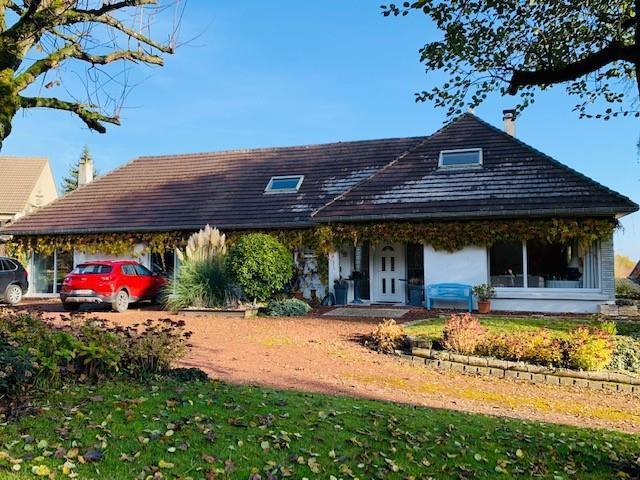 Maison Itancourt 02240  9 pièce(s) 260 m2   395 000 Euros