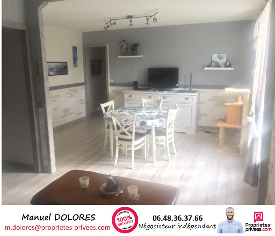 36000 CHATEAUROUX - Appartement T3