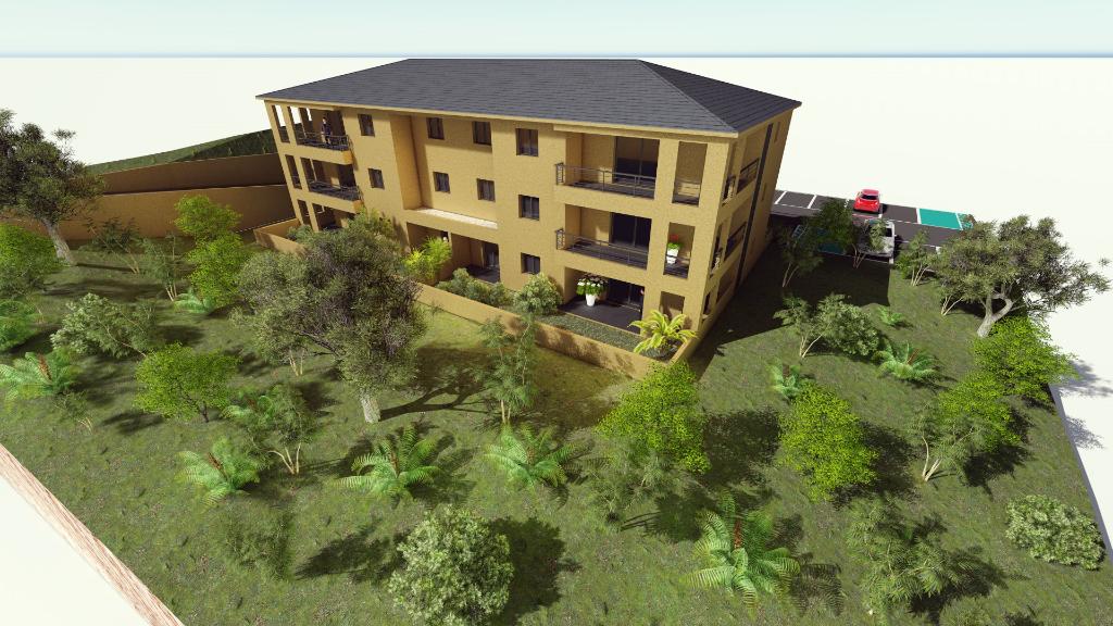Appartement Cervione 2 pièce(s) 43.49 m2