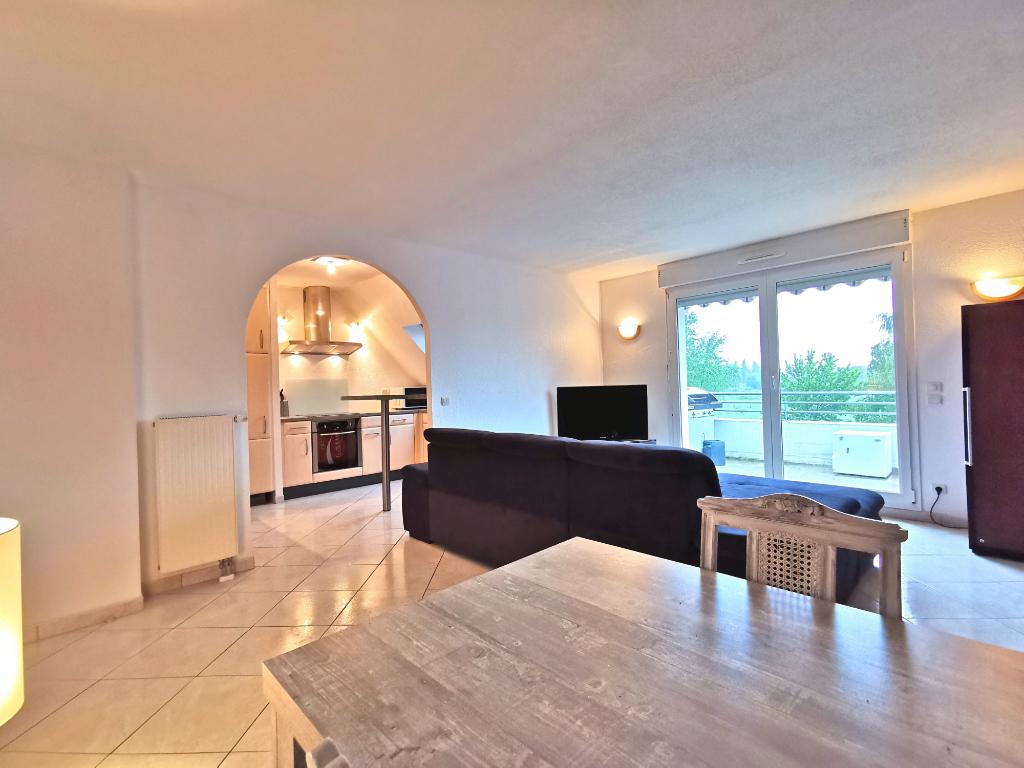 Vente appartement 3 pièces - 85 m²