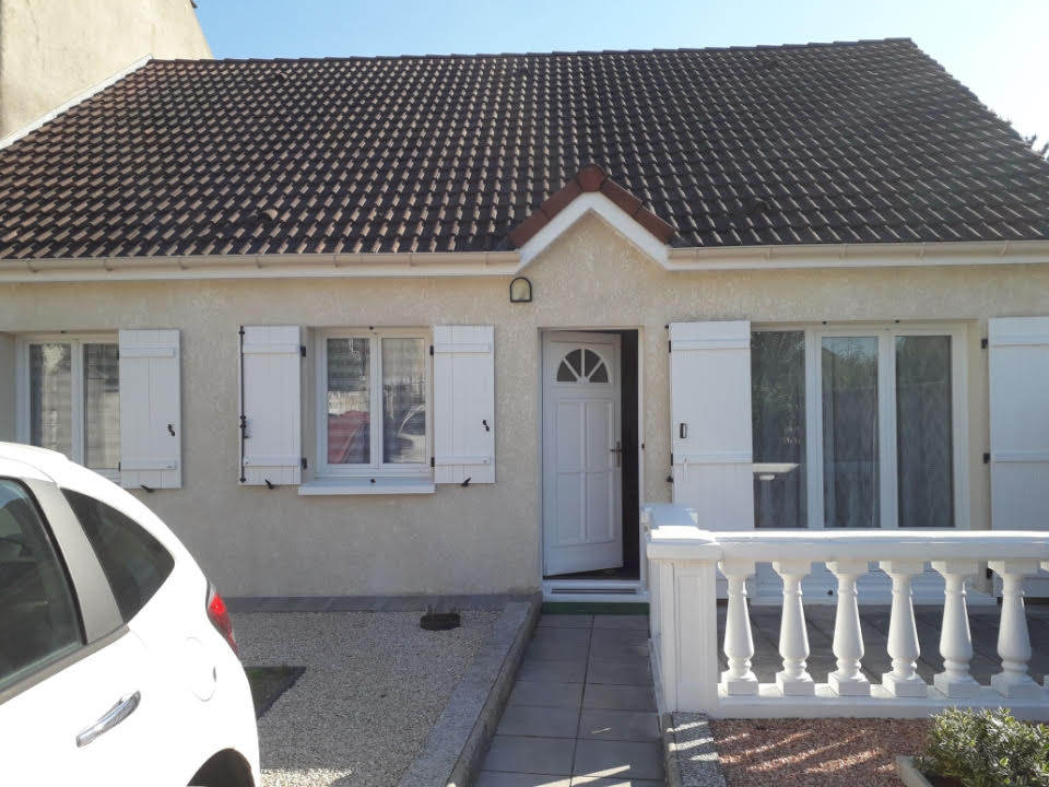 Maison Drancy 4 pièce(s) 98 m2 plein pied avec un terrain de 356m2